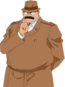 Juzo Megure render