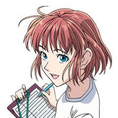Mamori Anezaki en <a href=
