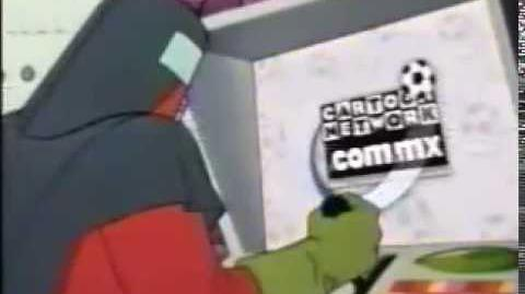 Promo Copa Manía Por Copa Toon 2001 - Cartoon Network Latino (Año 2001)-0