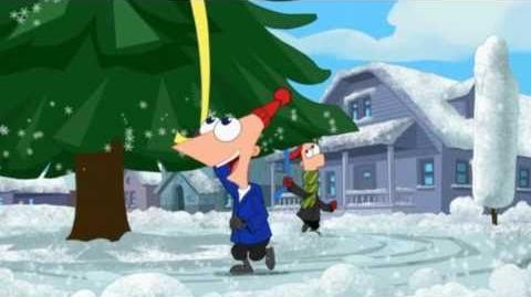 Sentimiento Navideño - Phineas y Ferb HD