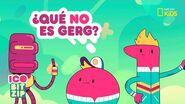 ¿Qué NO es Gerg? Nueva serie Ico Bit Zip en NatGeoKids