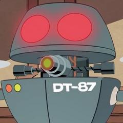 DT-87 Drone en <a href=