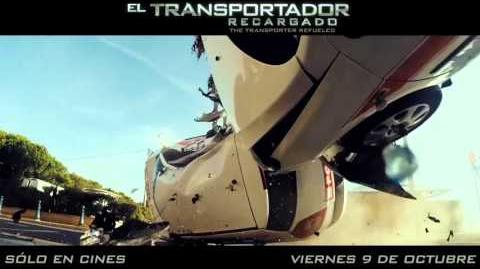 El Transportador Recargado - The Transporter Refueled - Spot Doblado (HD)