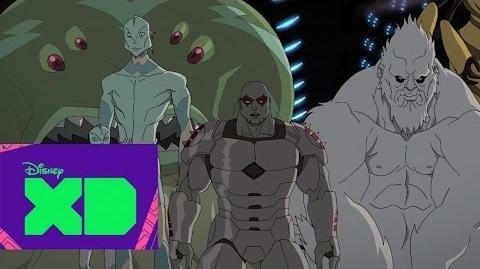 Guardianes de la Galaxia Drax parte 2