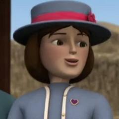 Lady Hatt en <a href=