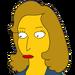 Dana Scully los simpsons