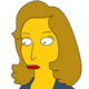 Dana Scully los simpsons