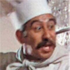 Cocinero mexicano (Ben Heideman) en <a href=