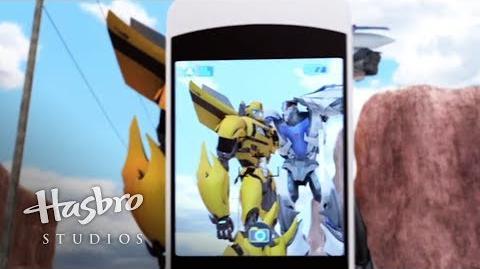 Transformers Prime Cazadores de Bestias - Un Secreto Peor Guardado