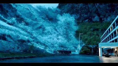 Bølgen The Wave La Ola (2015)