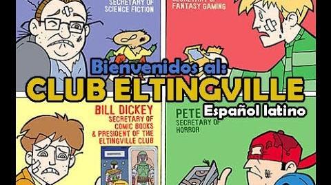 Bienvenidos al club Eltingville Piloto (Español latino)