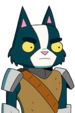 Character - Avocato (Transparent)-0