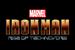 Logotipo de Iron Man Rise of Technovore
