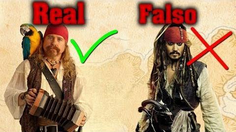 Top 5 Verdades detras de Estereotipos Piratas