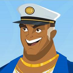 Capitán Ron también en <a href=