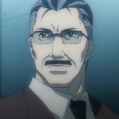 Soichiro Yagami en <a href=