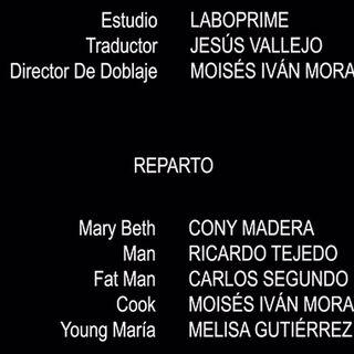 Créditos del Corto.