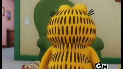 El Show de Garfield - Planeta de pollos