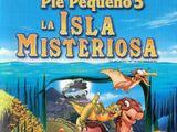La tierra antes del tiempo V: La isla misteriosa