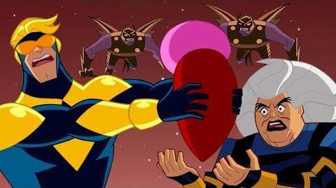 Justice League Action Entrega Especial Webisodio 9