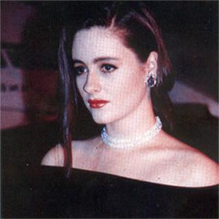 Marisa en los años 90.