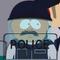 Policia 1 Merry Christmas Charlie Manson! SP