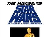 La filmación de la Guerra de las Galaxias