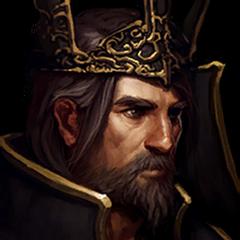 Rey Leoric en <a href=