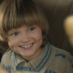 Christopher Robin (Will Tilston) en <a href=