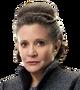 General Leia The last Jedi