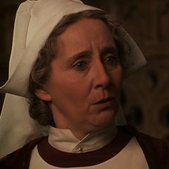 Madame Poppy Pomfrey en <a href=