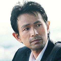 Isshin Kurosaki en la pelicula Live Accion de <a href=