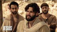 Jesús Jesús vuelve a Judea para ayudar a Lázaro