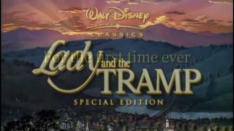 La Dama y el Vagabundo - Trailer DVD Edición Especial-0