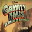 Logotipo cuadrado de Gravity Falls