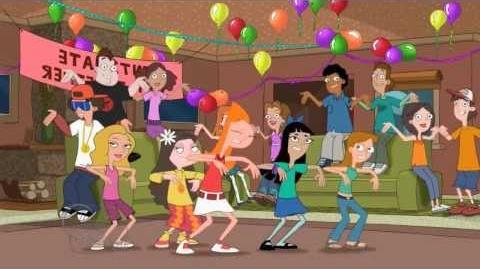 Phineas y Ferb - Candace Fiesta - Español Latino