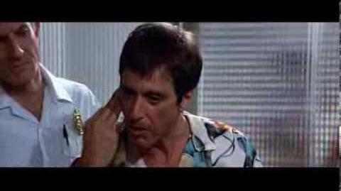 "Tony Montana - Interrogatorio - ""Eres Comunista "" Español Latino (mejor doblaje)-1"