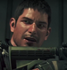 Chris Redfield de Resident Evil Vendetta