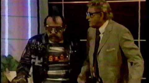Héctor Suárez -EL FLANAGAN Y LUIS MANUEL PELAYO- , 1985