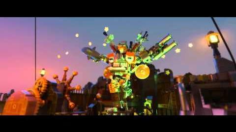 LA GRAN AVENTURA LEGO - Qué Harías - Oficial de Warner Bros