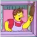 Los simpsons personajes episodio 13x04 7