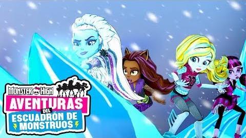 Historia de dos montañas Aventuras del Escuadrón de Monstruos Monster High