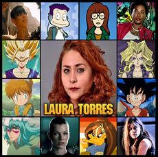 Laura Torres.Doblaje