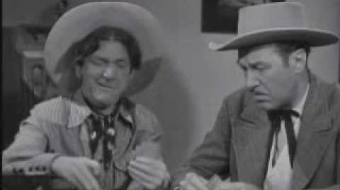 Los Tres Chiflados - Alla En El Oeste Parte 2-0