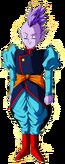 Ro Kaio Shin joven