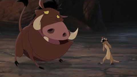 """Zira (7 9) español spanish """"El rey león II el reino de Simba""""."""