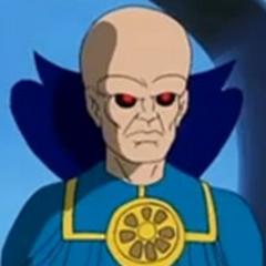 Uatu, el vigilante en <a href=