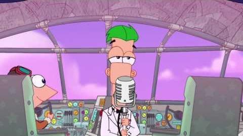 Canción Phineas y Ferb - A volar (Español Latino)