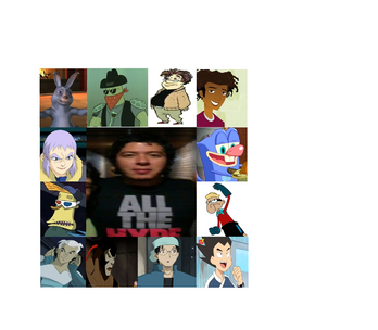 Jose Mendez Personajes