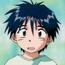 Keiichi Morisato niño